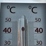Vi er meget længere fra at begrænse temperaturstigningen på 1,5 grader, end FNs klimarapport viser. Arkivfoto: Martin Bernetti/AFP