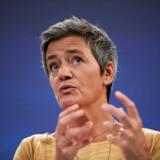 Margrethe Vestager er ved at finde ud af, hvordan EU bliver i stand til at holde snor i giganter som Amazon, der forventes at sidde på en femtedel af danskernes nethandel inden for de næste fem år.
