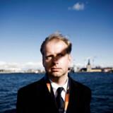 Florian Schönharting, der fylder 50 år i dag, er født i Tyskland, men blev i 1988 dansk statsborger.