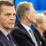 Finanstilsynet har afvist Danske Banks foretrukne kandidat som ny topchef. Danske Banks bestyrelsesformand, Ole Andersen, tilsynets tilkendegivelse til efterretning.