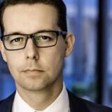 Finanstilsynet har afvist Jacob Aarup-Andersen som ny adm. direktør. Han har ikke tidserfaring nok. Men afvisningen kan blive problematisk for hele Europas bankverden, mener ekspert. Foto: Thomas Lekfeldt
