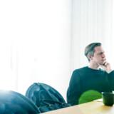 Portræt af Lars Nørholt, stifter af konkursramte Hesalight.