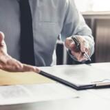 Advokat Allan Ohms advarer i denne uge mod for stor tiltro til papiret – han har ofte oplevet, at arvinger fortæller, at »det var jo ikke meningen med testamentet«, når et dødsbo skal opgøres.
