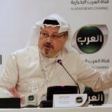 Jamal Khashoggi gik ind på det saudiarabiske konsulat i Istanbul den 2. oktober og kom aldrig ud. Hasan Jamali/arkiv/Ritzau Scanpix