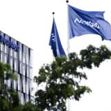 (ARKIV) Nordeas danske domicil i Ørestad Nord, den 6. september 2017. Nordens største bank har netop præsenteret regnskabet for årets første ni måneder.
