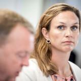 (ARKIV) Gymnasierne skal ikke være integrationsprojekter, mener undervisningsministeren Merete Riisager (LA).