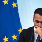 Vicepremierminister og leder af den EU-skeptiske Femstjerne-bevægelse, Luigi Di Maio, er ikke overrasket over reaktionen fra EU. Ifølge DR.dk skriver han på facebook, at det er en finanslov lavet i Italien og ikke i Bruxelles. EPA/ANGELO/Ritzau Scanpix