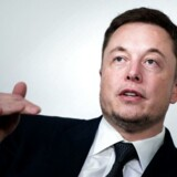 Tesla stiller med et overraskende overskud og sikrer sig dermed et tiltrængt pusterum efter et omblæst år. Arkivfoto: Brendan Smialowski / AFP / Ritzau Scanpix