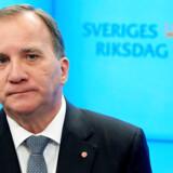 Statsminister Stefan Löfven opgiver at danne regering i Sverige.