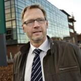Anders Dam, topchef i Jyske Bank, forventer, at banken vil få kritik og påbud fra Finanstilsynet i en kommende rapport om hvidvaskhåndtering.