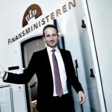 Finansminister Kristian Jensen (V) håber på, at regeringen kan lokke danskerne til at blive længere på arbejdsmarkedet. Arkivfoto: Tariq Mikkel Khan/Ritzau Scanpix