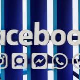 Siden årsskiftet har tre millioner europæere droppet Facebook. Arkivfoto: Eric Gaillard, Reuters/Scanpix