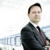 (Arkivfoto) Kristian Villumsen, afløser Coloplasts succesrige topchef Lars Rasmussen fra 4. december i år. Han har haft en central placering i koncerndirektionen de sidste fire år..