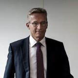 Arkivfoto: Topchef i Coloplast, Lars Rasmussen, forlader sin post til december, men han smækker ikke med døren. Tværtimod skal han nu være bestyrelsesformand for medicoselskabet.