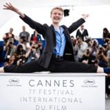 Filmen »Girl« med den belgiske skuespiller, Victor Polster, der vandt en pris for rollen som 15-årige Lara, blev boykottet af den danske festival MIX Copenhagen, alene fordi Polster ikke er transkønnet i virkeligheden. Foto: Clemens Bilan/EPA/Ritzau Scanpix
