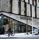 I Retten på Frederiksberg skal en 45-årig anklager forsvare sig mod beskyldninger om stillingsmisbrug og påvirkning af vidner. Arkivfoto. Sophia Juliane Lydolph/Ritzau Scanpix