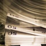 De danske skatteindtægter har for første gang rundet én billion kroner.