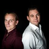 Peter Ladegaard (tv.) og Frederik R. Pedersen har på få år banket deres tolke- og oversættelsesfirma EasyTranslate op og har netop vundet et udbud på over en halv milliard kr. fra Justits- og Integrations- og Udlændingeministeriet.