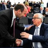 Hvem skal afløse Jean-Claude Juncker som Kommissionsformand næste år? Den diskussion skydes for alvor i gang, når Europas konservative onsdag-torsdag samles til kongres i Helsinki. Den konservative gruppe håber, at deres valgte spidskandidat, Manfred Weber eller Alexander Stubb, igen kan erobre Kommissionsformandsposten efter næste Europa-Parlamentsvalg i maj 2019.