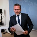Radiatorskjulere til 56.250 kroner og 15 Montana-reoler for 36.531 kroner. Udenrigsminister Anders Samuelsen (LA) har ifølge Politiken brugt i alt 340.000 kroner på at indrette sit kontor.