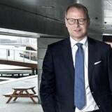Nykredit-topchef Michael Rasmussen kan glæde sig over en pæn fremgang i selskabets realkreditudlån til danskerne i 2018. Foto: Niels Ahlmann Olesen / Ritzau Scanpix