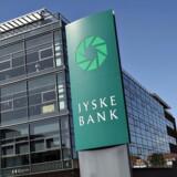 (ARKIV) Jyske Bank har fået en række påbud fra Finanstilsynet som følge af en inspektion i banken. Det drejer sig særligt om risikoen for hvidvask. Foto: Henning Bagger/Ritzau Scanpix