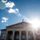 (ARKIV) Danske Banks hovedsæde på Holmens Kanal 2-12 i København, den 25. september 2018. En stor del af Danske Banks kunder siger, at de vil skifte bank som følge af sagen om hvidvask i Estland. Alligevel er det kun få, der ender med at rykke. Det skriver Ritzau, fredag den 9. november 2018.. (Foto: Mads Claus Rasmussen/Ritzau Scanpix)