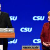 I de senere år har tysk politik været domineret af stridigheder mellem Angela Merkel og CSUs formand Horst Seehofer. Stridens kerne mellem de to søsterpartier har været udlændingepolitikken.