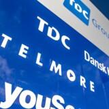 TDC er i gang med at splitte selskabet op i to dele og forbereder at få ny topchef om cirka en måned. Imens køber koncernen fortsat konkurrenter op, inden de bliver så store, at konkurrencemyndighederne skal godkende det. Arkivfoto: Mads Claus Rasmussen, Scanpix