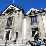 »Hver dag går næsten en procent af Danmarks befolkning gennem dørene på Københavns Universitet. De udfordringer, der er uden for universitetets mure, har vi også indenfor.«
