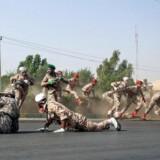 22. september i år blev en militærparade i Iran ramt af et terrorangreb i byen Ahvaz i det sydlige Iran. Mindst 25 blev dræbt af bevæbnede gerningsmænd. Det iranske styre sætter organisationen ASMLA (Arab Struggle Movement for the Liberation of Ahvaz) i forbindelse med angrebet. I øjeblikket er tre ASMLA-medlemmer fra Ringsted under PET-beskyttelse.