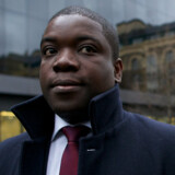 Kweku Adoboli, der kostede storbanken UBS milliarder, er blevet deporteret til Ghana. Det skriver flere medier. (Arkiv) Andrew Cowie/Ritzau Scanpix