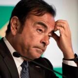 Bestyrelsesformand i Nissan og andre bilfabrikker Carlos Ghosn er anholdt for svindel, rapporterer japanske medier.