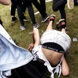 Puttemiddage er et kendt fænomen i Nordsjælland og København. Her er det den såkaldte puttefest i Dyrehaven nord for København, hvor op mod 10.000 gymnasieelever fester igennem. Fotoet har altså intet med den aktuelle sag i Malmø at gøre.
