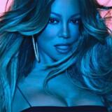 Coverfoto fra Mariah Careys nye album »The Caution«