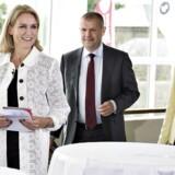 Socialdemokratiet med daværende formand Helle Thorning-Schmidt og Bjarne Corydon og Mette Frederiksen i spidsen gennemførte med SRSF-regeringen topskattelettelser, der slår igennem i disse år. Mette Frederiksen har ellers igen og igen kritiseret regeringen for at ville lette topskatten.