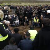 Nedim Yasar begraves på den muslimske gravplads på Brøndbyøstervej.
