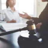 Modelfoto. Borgere med dansk statsborgerskab, der ikke tidligere er straffet for en alvorlig lovovertrædelse, kan blive nævninge eller domsmænd.