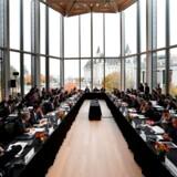 Der er tre dommere tilbage i Verdenshandelsorganisationens appelinstans, og det er et absolut minimum.