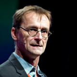 ATP-formand Torben M. Andersen har »respekt« for, at adm. direktør Christian Hyldahl har valgt at stoppe hos pensionskæmpen. Formanden mener, at direktøren ikke længere kunne løbe fra problematiske sager fra sin fortid som direktør i Nordea.