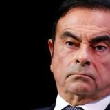 Carlos Ghosn tidligere topchef for de tre sammenflettede bilfabrikker Nissan, Renault og Mitsubishi