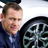 Tom Kristensen har en svaghed for klassiske biler.