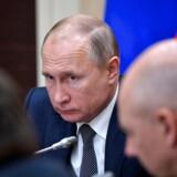 Vladimir Putin har kun respekt for handling. Retorik er uden betydning i Moskva, skriver Samuel Rachlin.