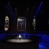 Smarture begynder endelig at få et publikum, men de er også blevet langt mere specialiserede de seneste år, hvor elektronikproducenterne har forsøgt at slå hul på et nyt marked. Arkivfoto: Tobias Schwarz, AFP/Scanpix