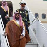 Saudi-Arabiens kronprins, Mohammed bin Salman, ankom onsdag til den argentinske hovedstad, Buenos Aires.