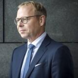 Nykredit-topchef Michael Rasmussen er også formand for brancheforeningen Finans Danmark. Her lanceres en såkaldt hvidvask-taskforce, som skal komme med en række anbefalinger til sektoren i løbet af 2019. Juraprofessor Linda Nielsen skal stå i spidsen for arbejdet.
