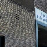 Iqra Privatskolen på Hermodsgade i København er landets største muslimske privatskole med omkring 400 elever i skoleåret 2018.