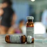 Antallet af mæslingetilfælde stiger i Europa, og WHO mener, at den europæiske stigning i høj grad skyldes, at særligt sydeuropæernes mistro til vacciner vokser. Arkivfoto.