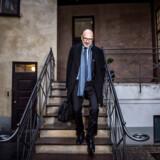 Midlertidig topchef i Danske Bank, Jesper Nielsen, er vokset op gennem rækkerne i Danmarks største bank. »Jeg var ikke i tvivl om, at jeg skulle sige ja til være midlertidig direktør,« siger han.
