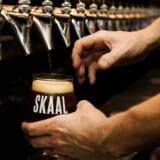 Der er 48 haner med god øl på SKAAL.